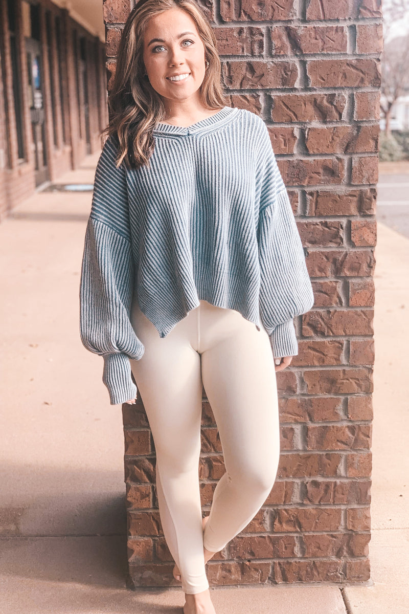 Cream Designer Dupe Mesh Leggings