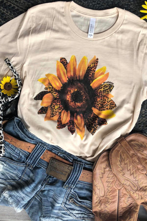Sunflower Tee 🌻