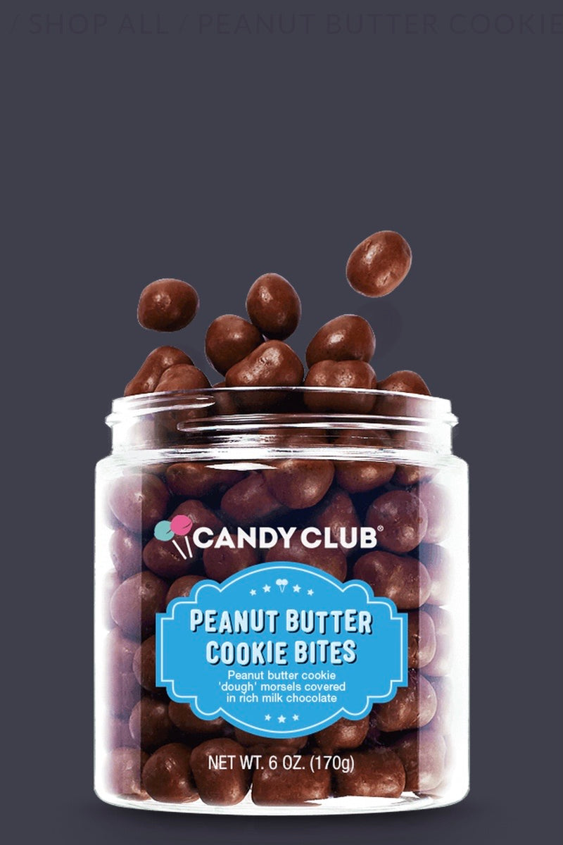 Candy Club Peanut Butter Cookie Bites