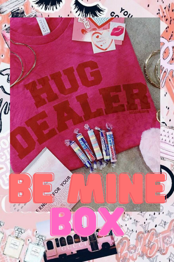 Be Mine Valentine Box