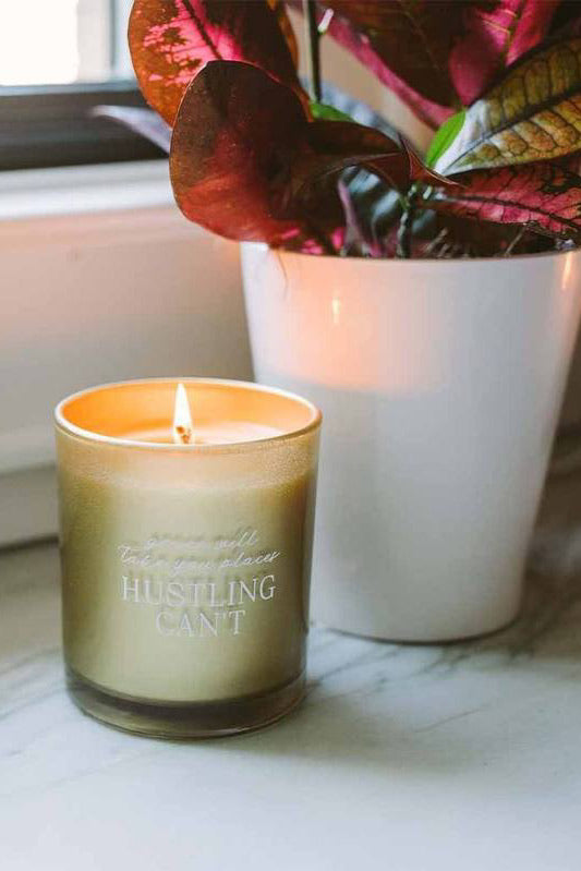 Grace & Hustling Candle