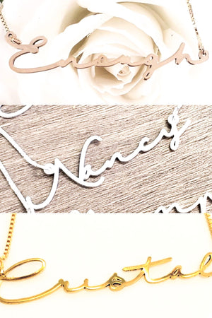 Dainty Personalized Anklet
