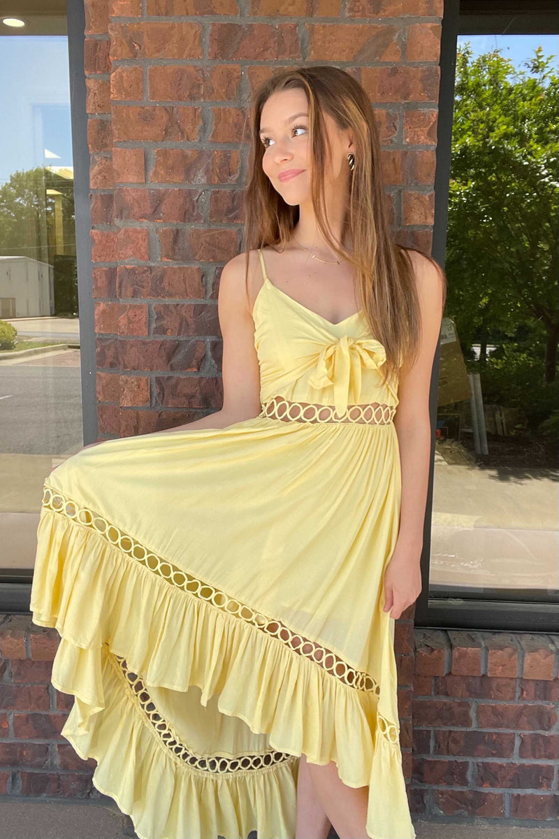 Lemonade Summer Dress