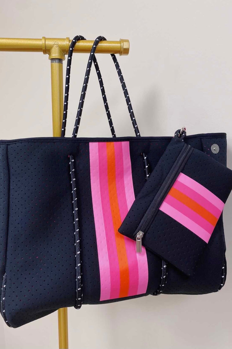 The Miami Bag - Neon Pink