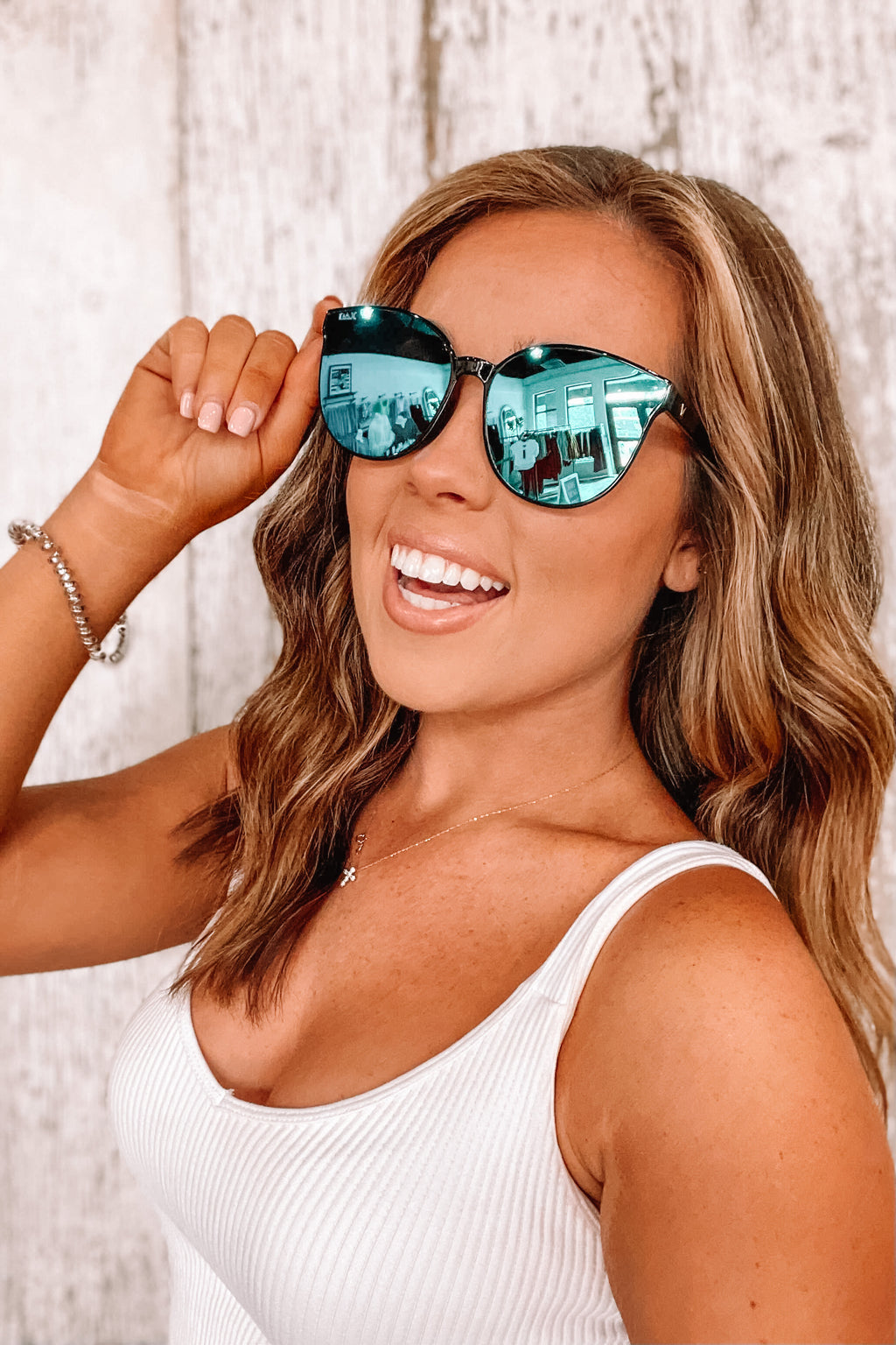 Pacific Sunnies- Blue