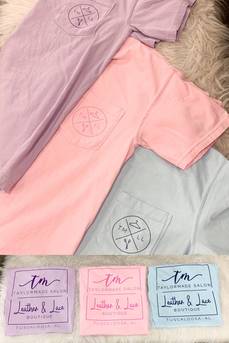 TMLL Comfort Color Tee - Spring Edition