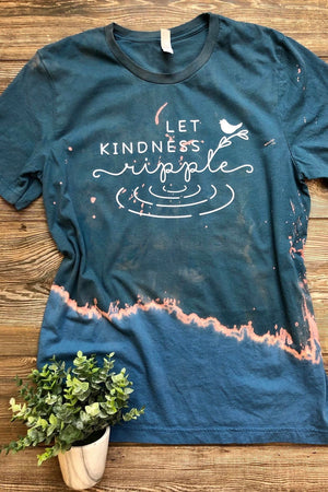 Kindness Distressed Tee