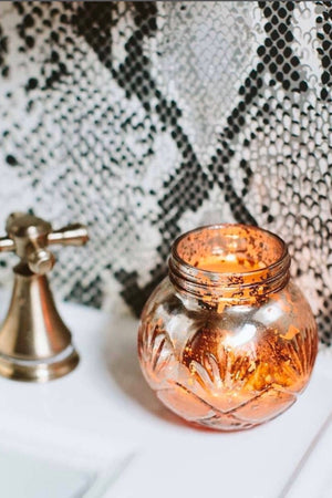Bubble Jar Sweet Grace Candle