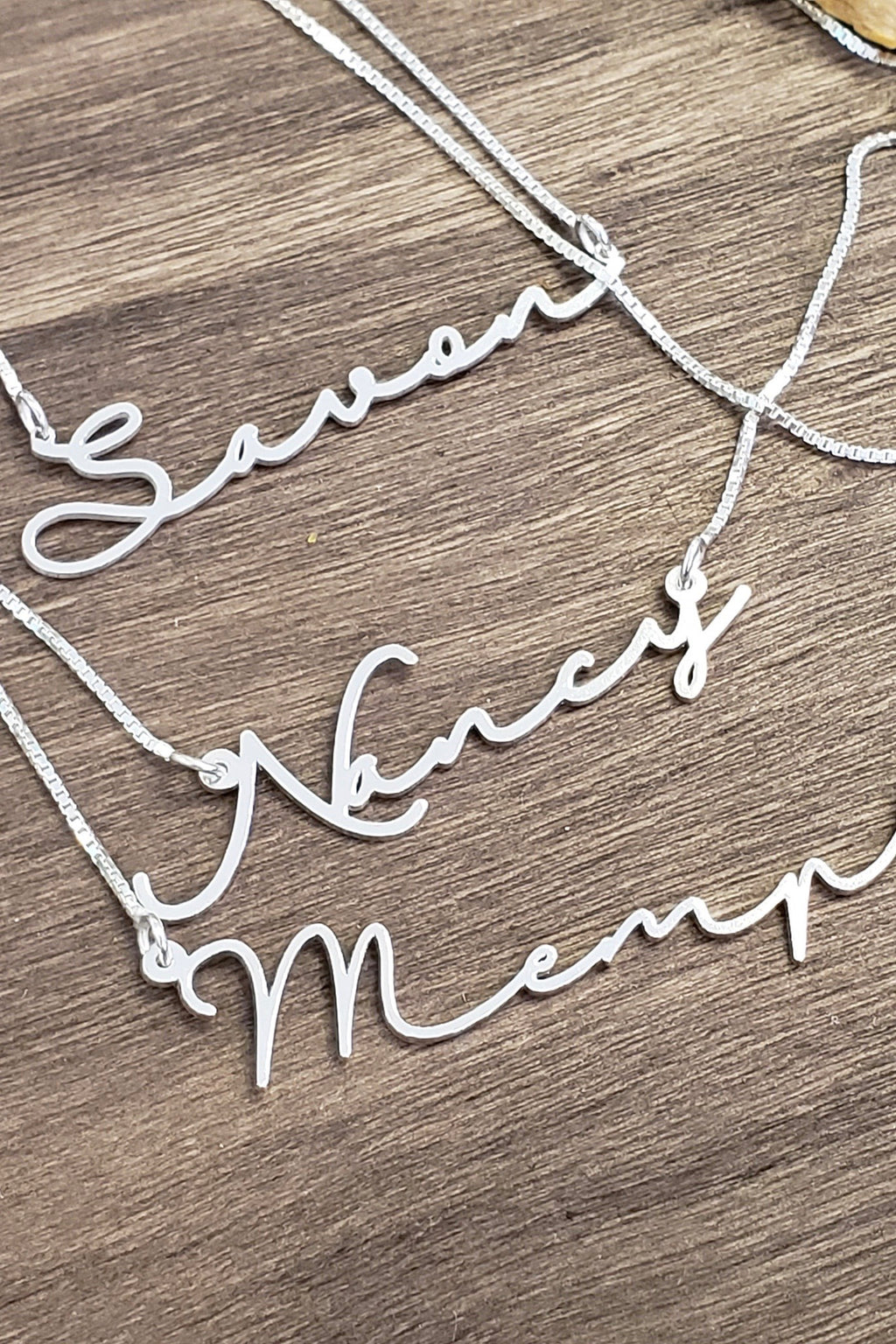 Dainty Personalized Necklace