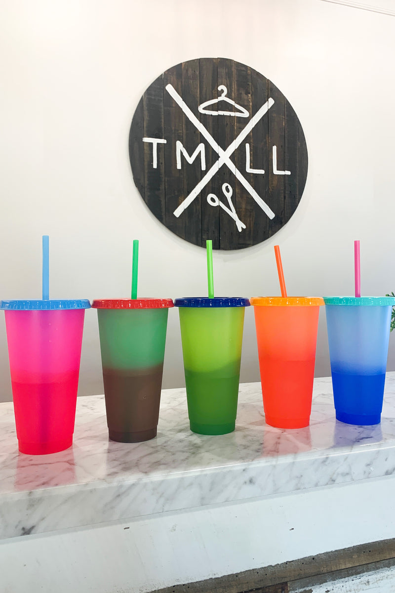 Adult Color Changing Cups