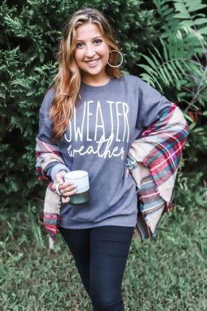 Sweater Weather Sweatshirt