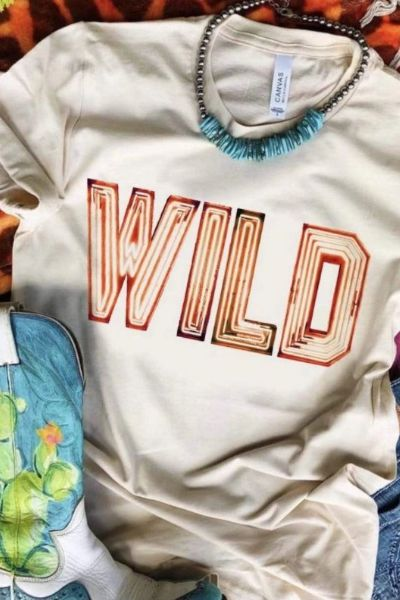Wild Marquee Tee