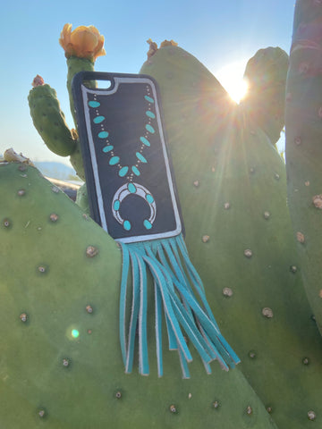 Fringey Squash Blossom IPhone 6 case