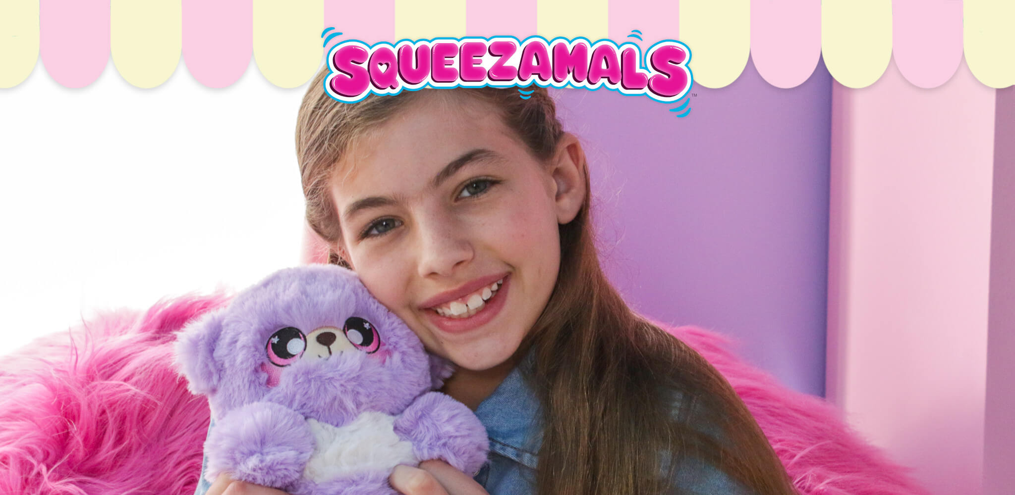 Squeezamals hero image