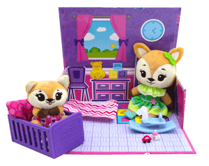 Cuddle 'n' Play Playset