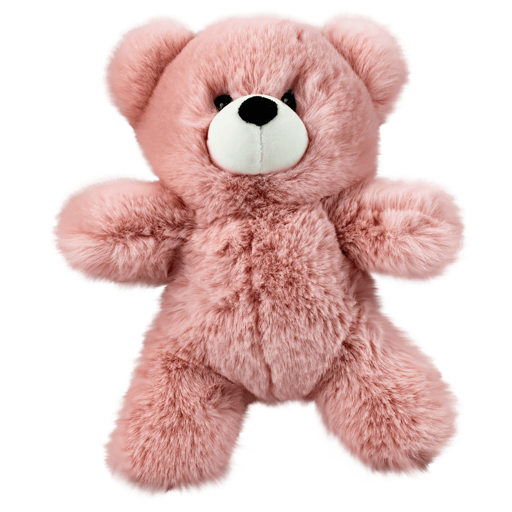 "9"" Light Pink Bear"