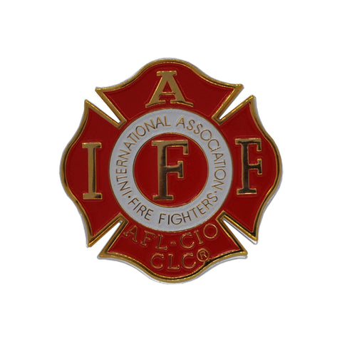 IAFF Medallion (Gold)