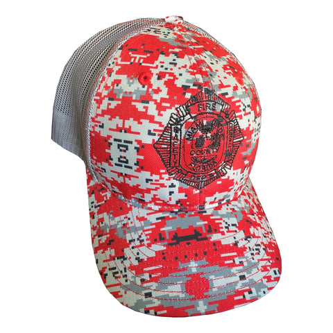 MDFR Local 1403 Veterans Trucker Snapback (2020)