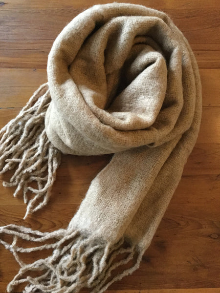 Brooklyn Scarf - Mustard