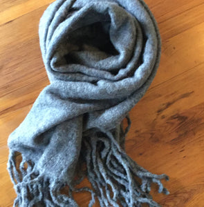 Brooklyn Scarf - Iron Gate