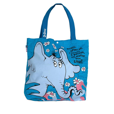 Dr Seuss Horton Hears A Who Tote Bag