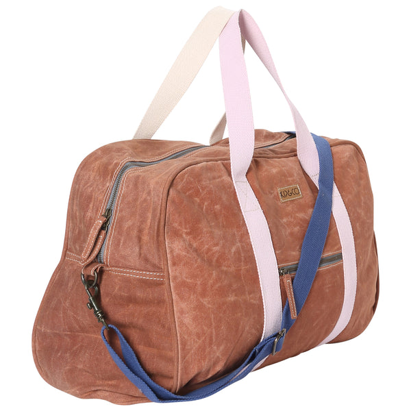 Red Centre Duffle Bag