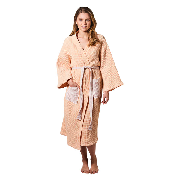 BATH ROBE 100% COTTON