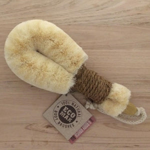 Soak Byron Bay Natural Dry Body Brush Small