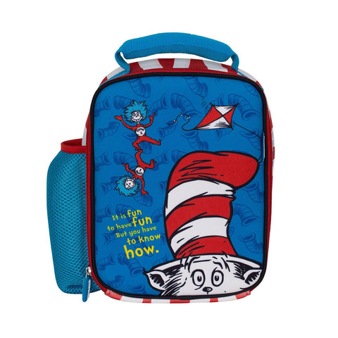 Dr Seuss The Cat In The Hat Lunch Bag