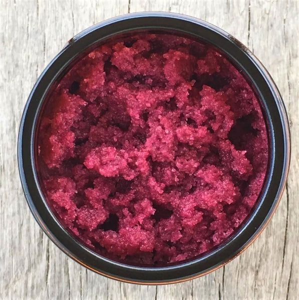 Purple Rose Body Scrub