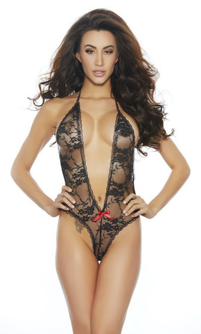 Lustful Lace Teddy