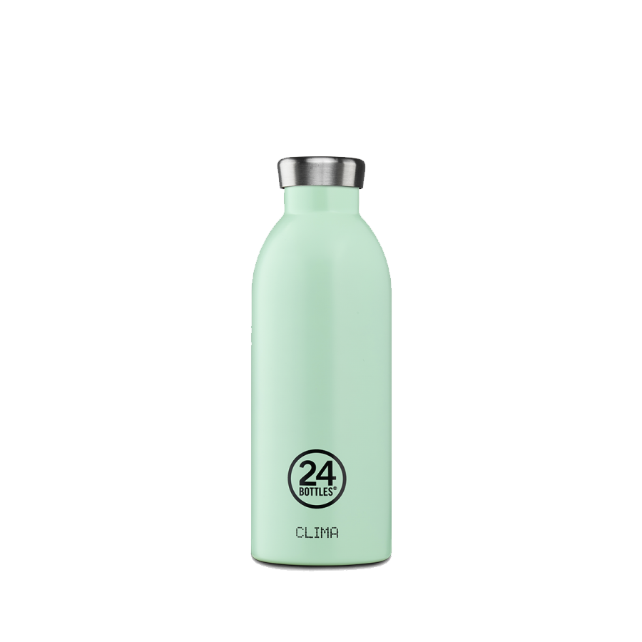 24BOTTLES Clima Bottle 0.5L - Aqua Green