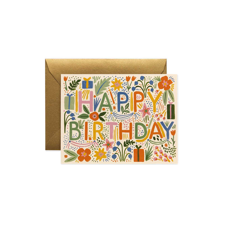 RIFLE PAPER CO. Card - Fiesta Birthday
