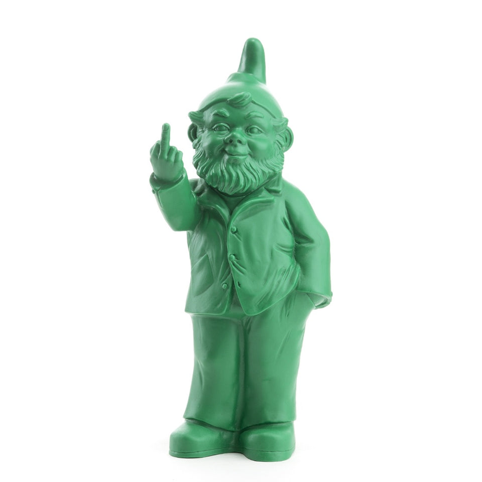 OTTMAR HÖRL Sponti Activist Gnome - Green - the OBJECT ROOM