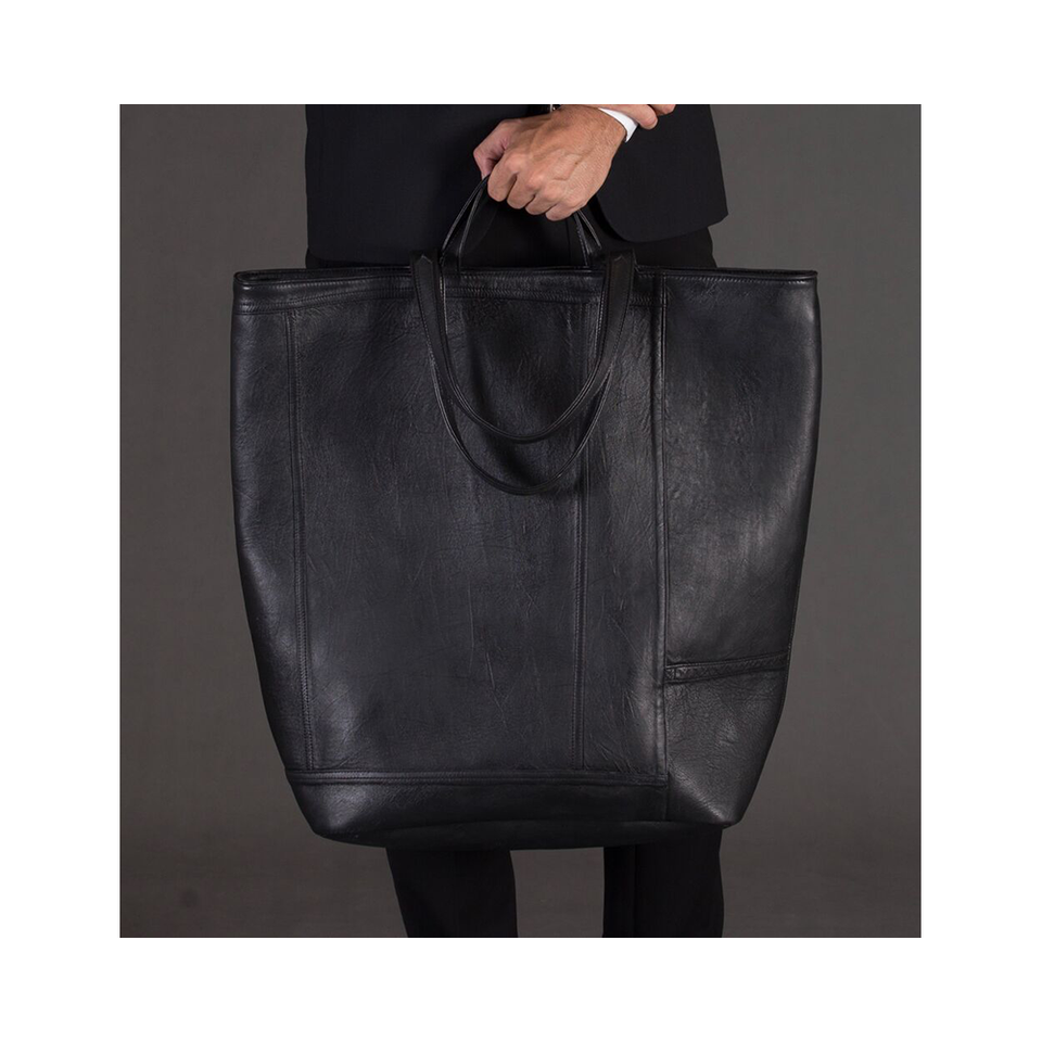 THE REMAKER Leather Bag - New Yorker L | the OBJECT ROOM
