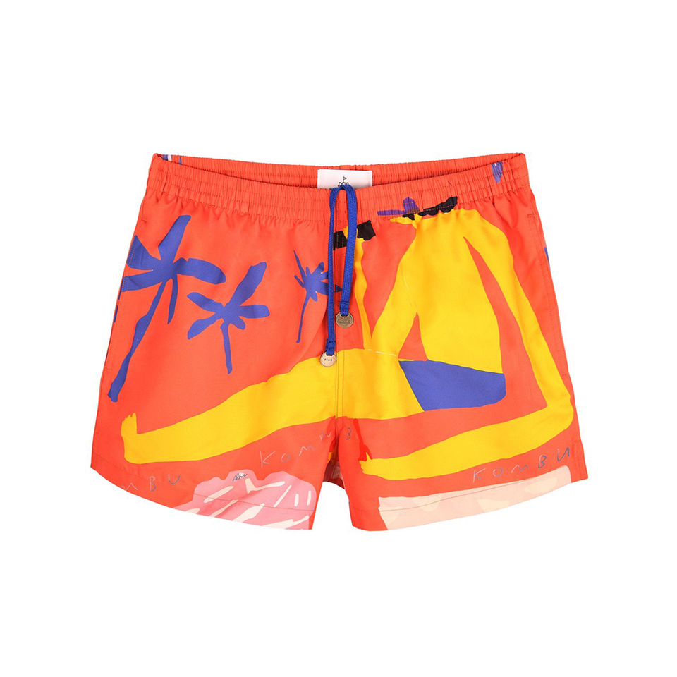 TIMO Trunks Edition - Mykonos Orange