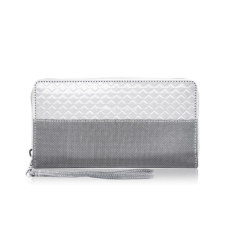 STEWART/STAND Long Wallet - Zipper Travel Wallet Diamond | the OBJECT ROOM