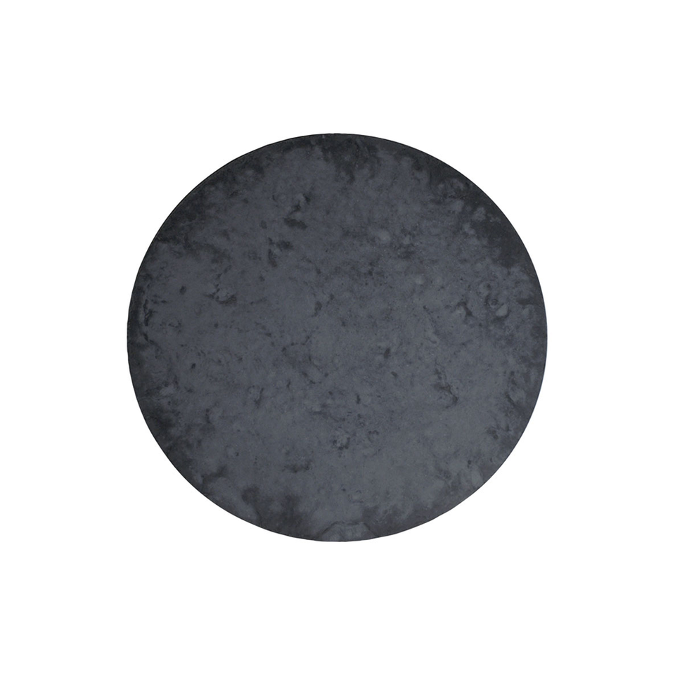 PULL PUSH PRODUCTS Floorwall Circle 400 - Sumi Black