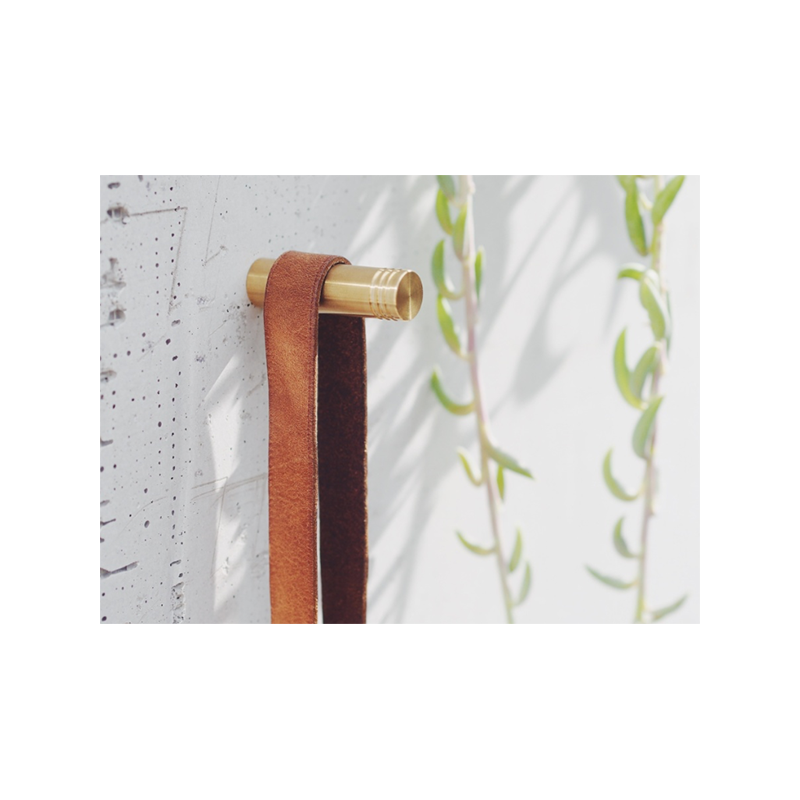 FYODOR SOIGUINE Brass Wall Peg / Hook | the OBJECT ROOM