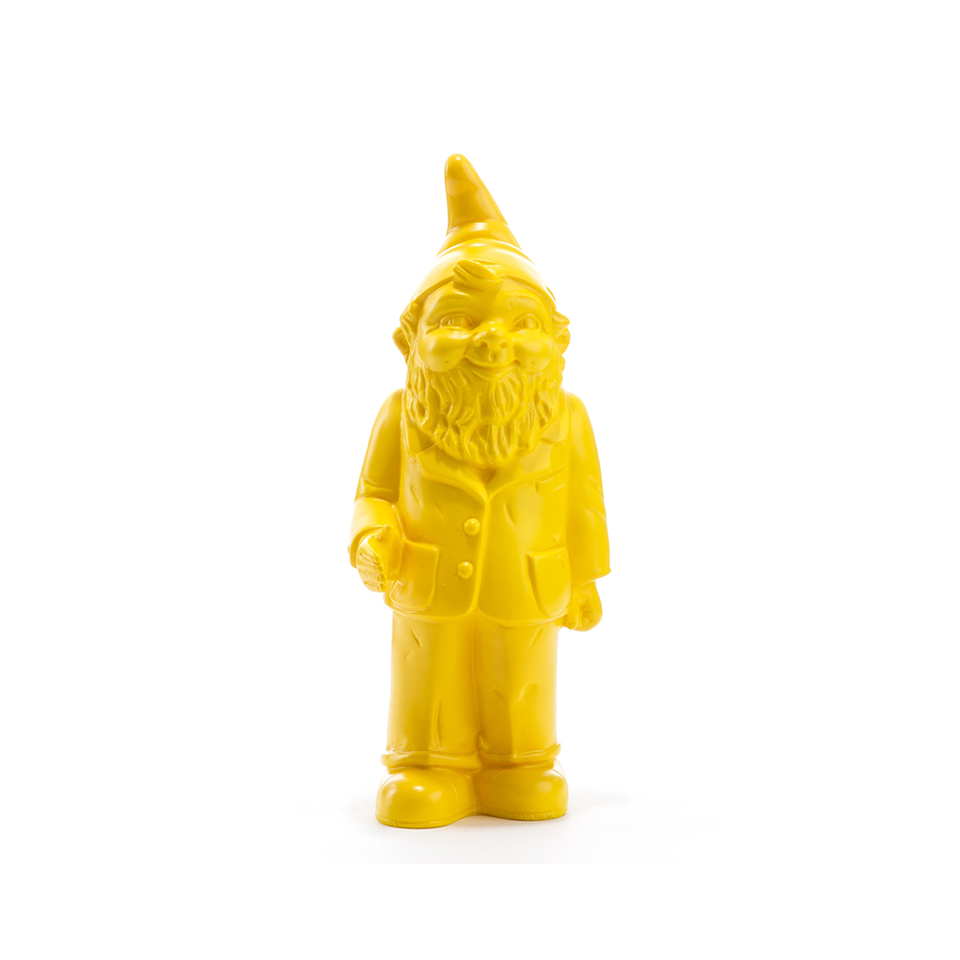 OTTMAR HÖRL Welcome Gnome - Yellow