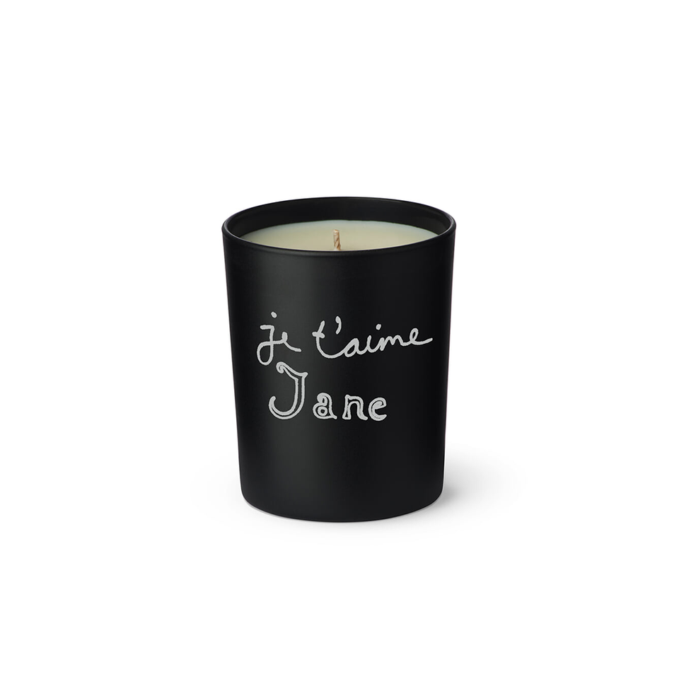 BELLA FREUD 190g Candle - Je t'aime Jane | the OBJECT ROOM