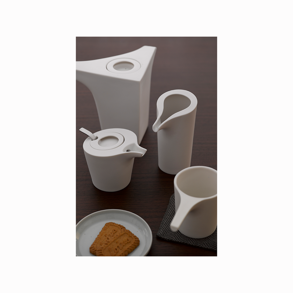 TOAST LIVING Archi Sugar Pot | the OBJECT ROOM