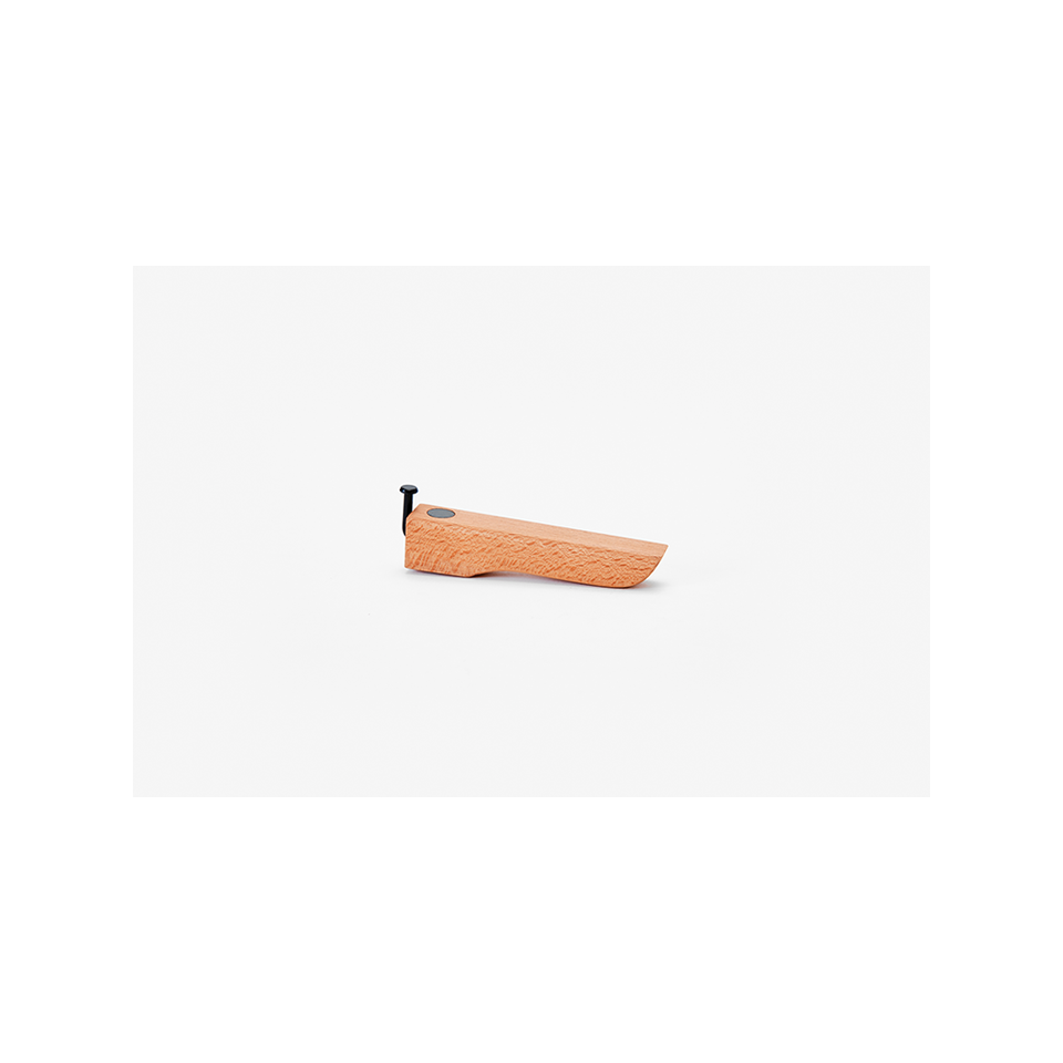 AREAWARE Bottle Opener - Natural Beech - the OBJECT ROOM