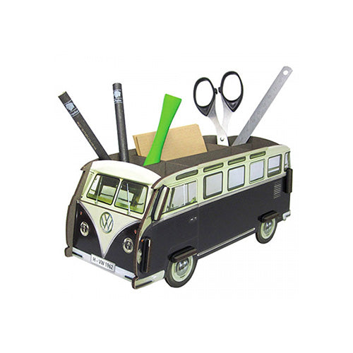 WERKHAUS Photo Pen Box VW - Black | the OBJECT ROOM