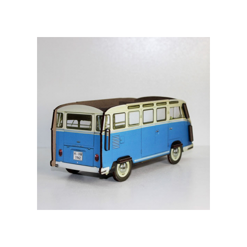 WERKHAUS Photo Pen Box VW - Blue | the OBJECT ROOM