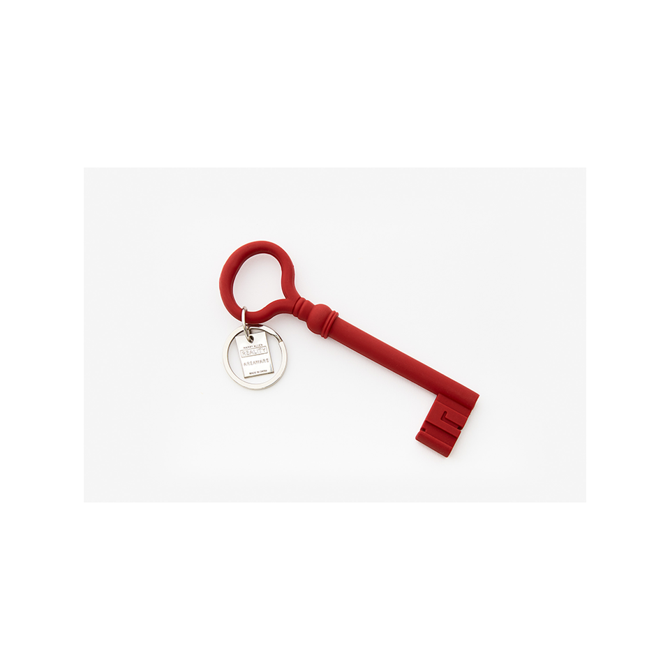 AREAWARE AW Key Keychain - Brick | the OBJECT ROOM