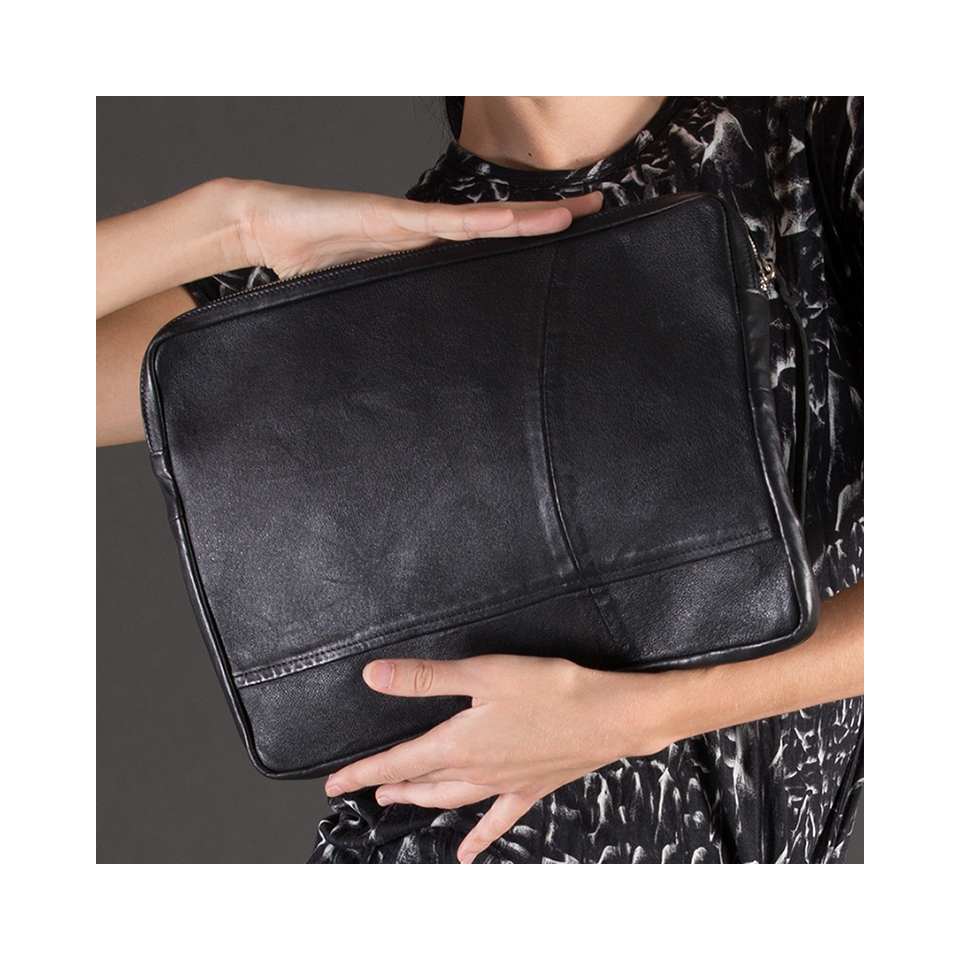 THE REMAKER Leather Bag - Beijing Laptop