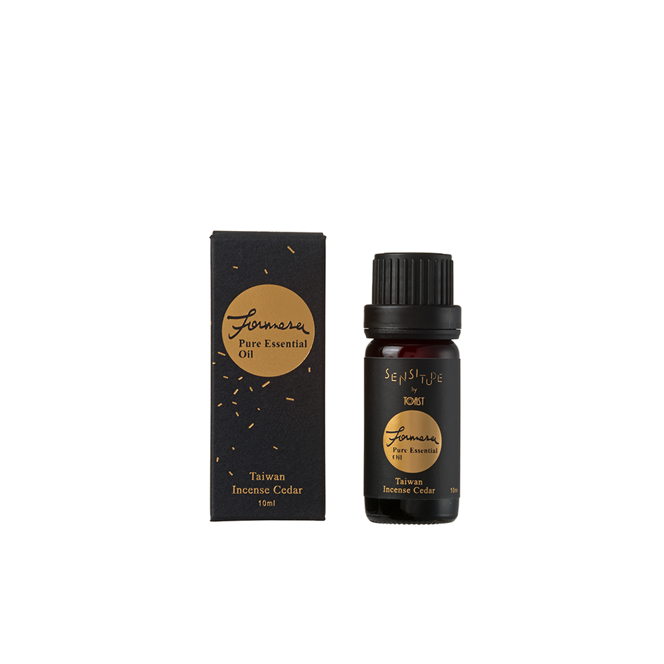 TOAST LIVING Formosa Essential Oil - Taiwan Incense Cedar | the OBJECT ROOM