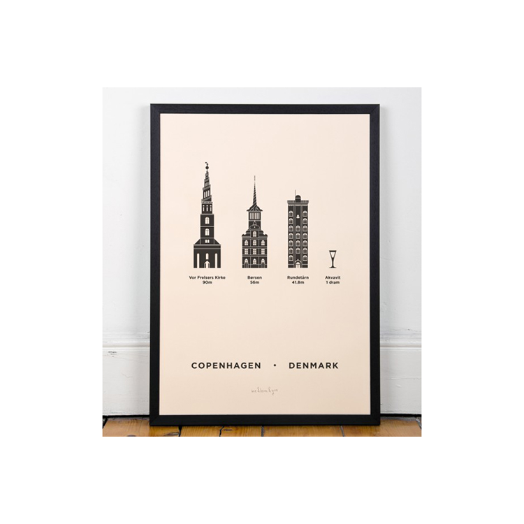 ME&HIM&YOU Screen Print - Copenhagen | the OBJECT ROOM