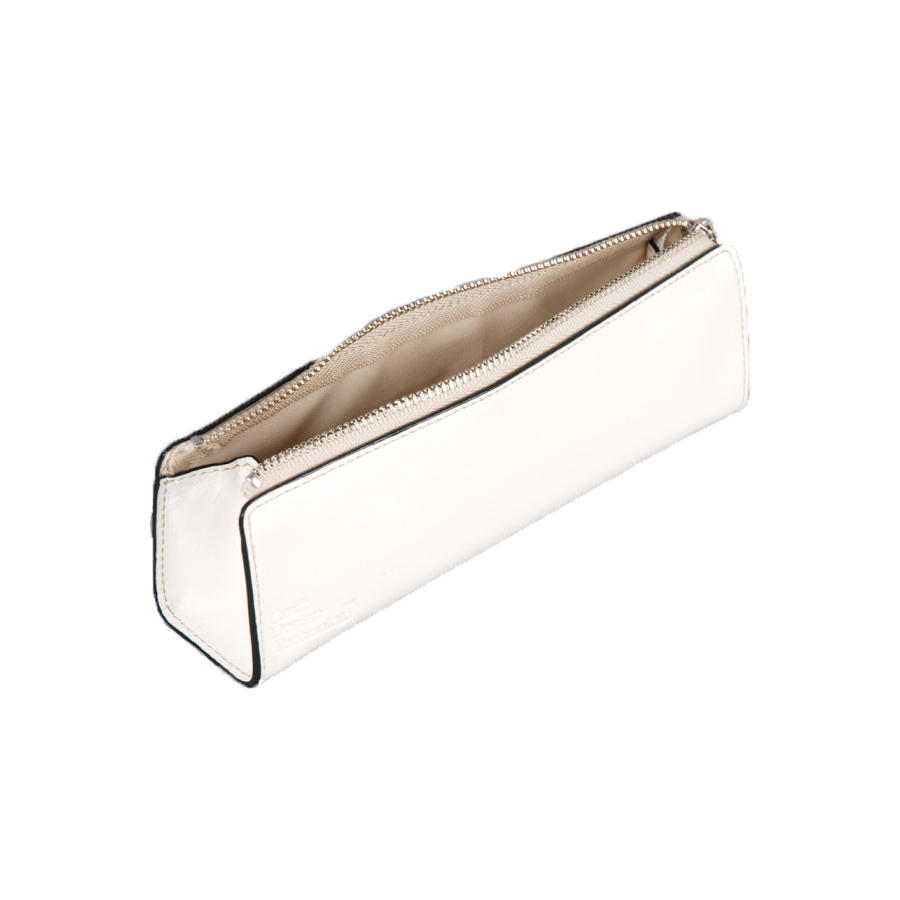 CRAFT DESIGN TECHNOLOGY Leather Pen Case - White | the OBJECT ROOM